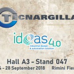 Waiting for you at Tecnargilla 2018
